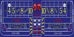 craps-layout - gamingtble.txd