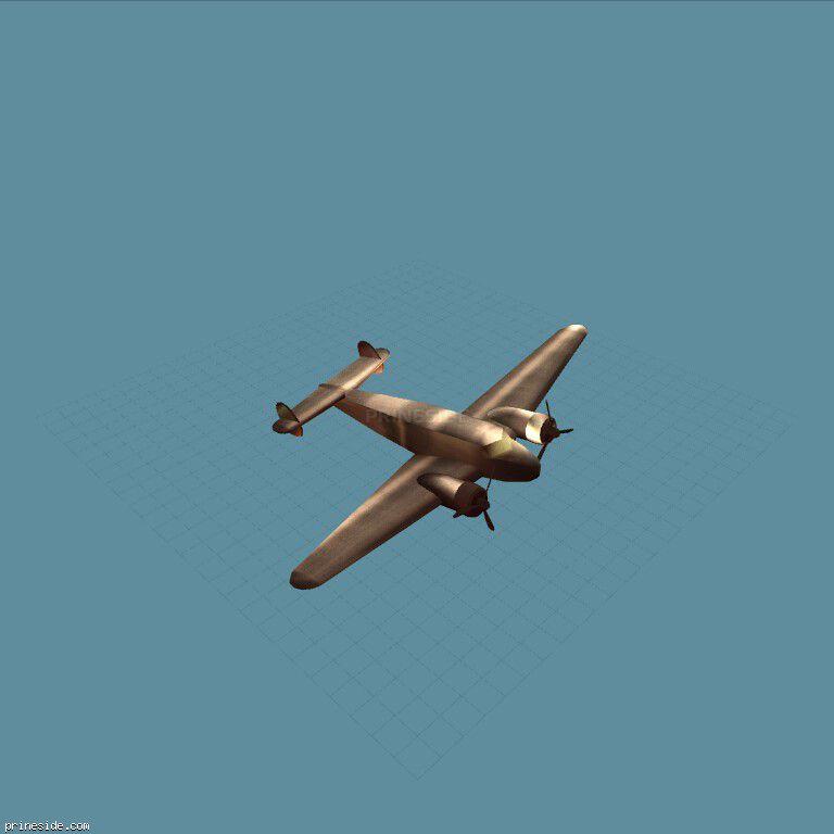Airport_04_SFSe [10757] on the dark background