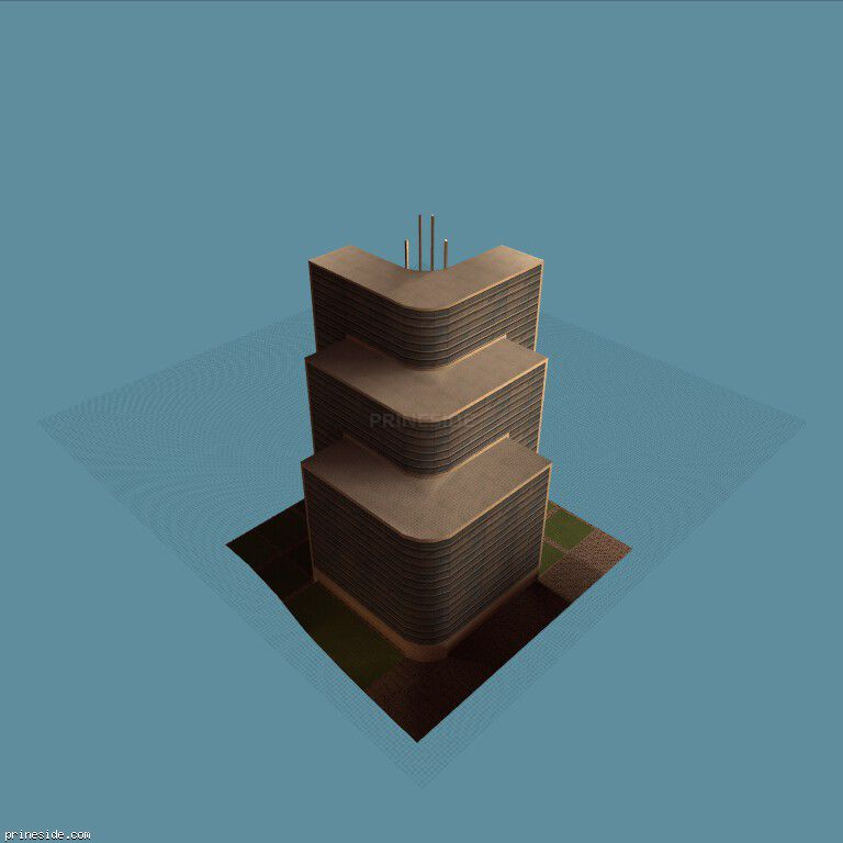 skyscrapper_SFS [10948] на темном фоне