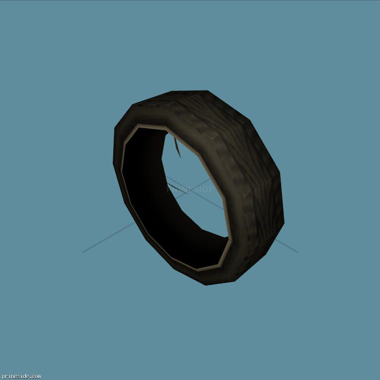 Improved wheel for car (wheel_gn3) [1096] on the dark background