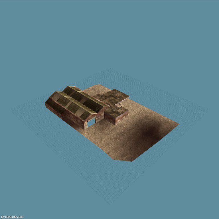 oldgarage_SFS [11387] on the dark background