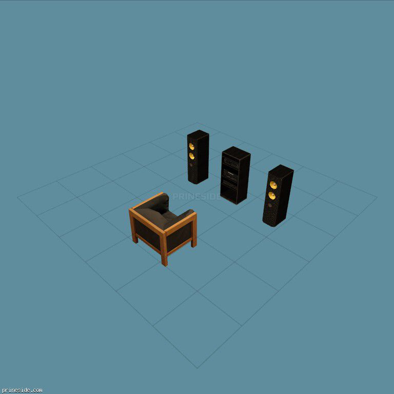kb_chair03ext [11665] on the dark background