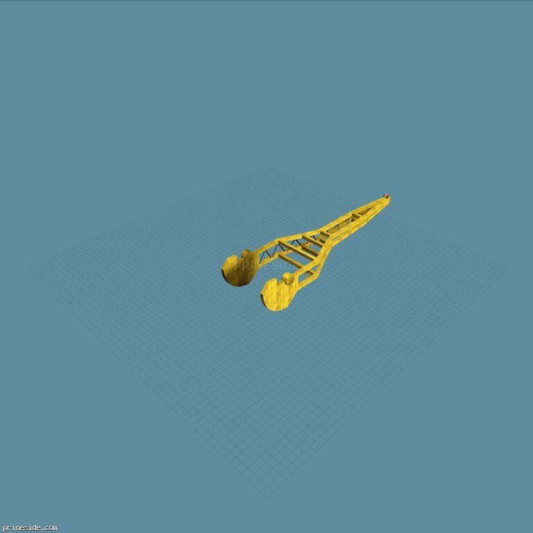 MagnoCrane_03_2 [11703] on the dark background