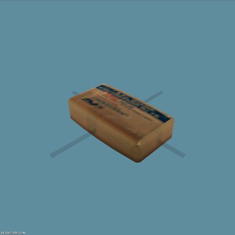 Пачка бинтов (BandagePack1) [11748] на темном фоне