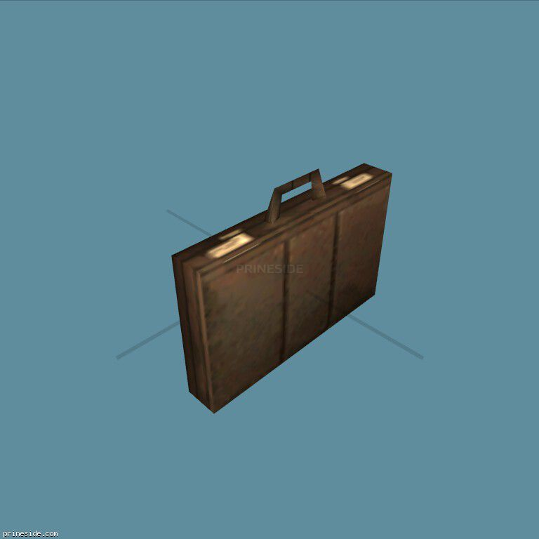 briefcase [1210] on the dark background