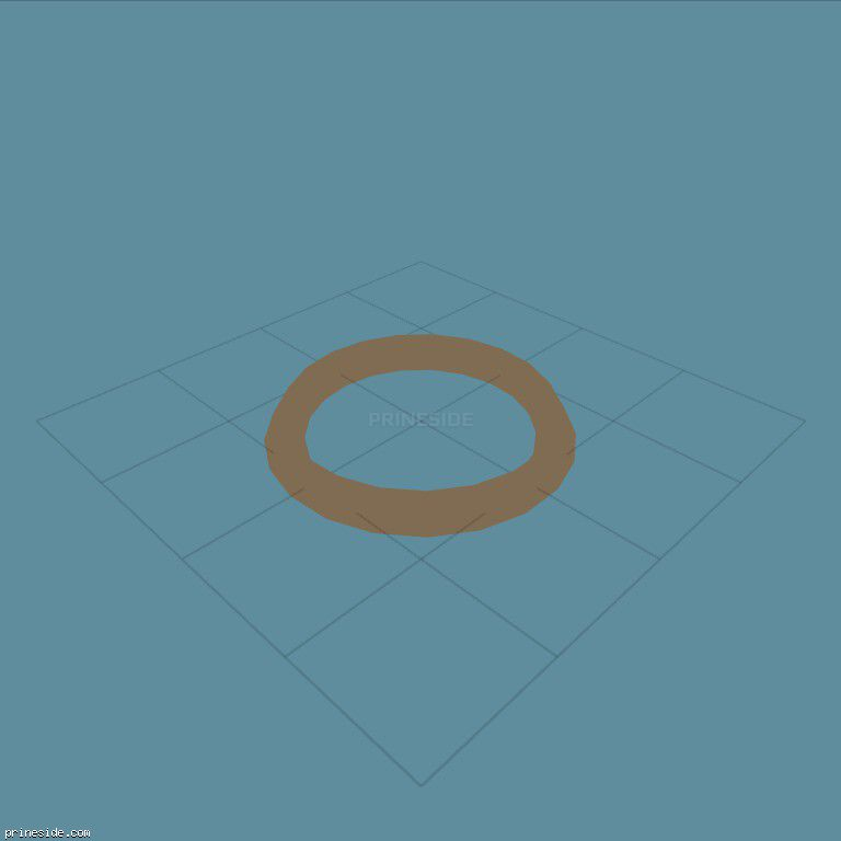 Pickup rings for air transport (hoop) [1316] on the dark background