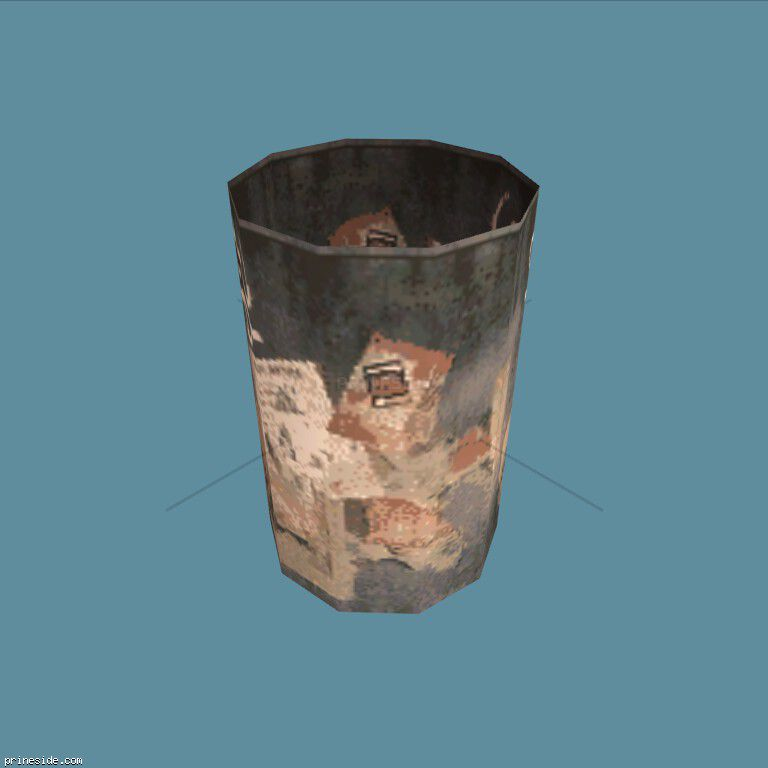 CJ_WASTEBIN [1347] on the dark background