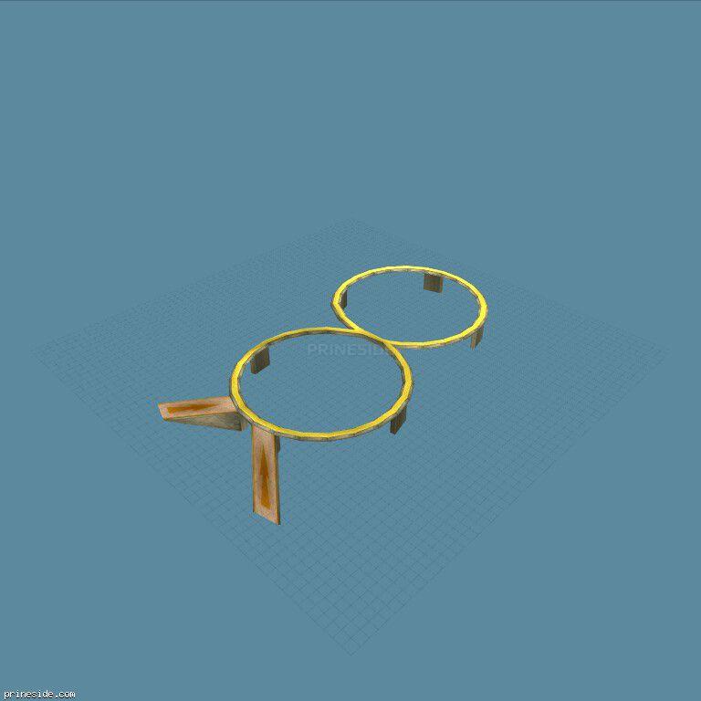 rings [13642] на темном фоне