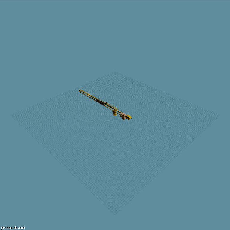 TwrCrane_S_04 [1388] on the dark background