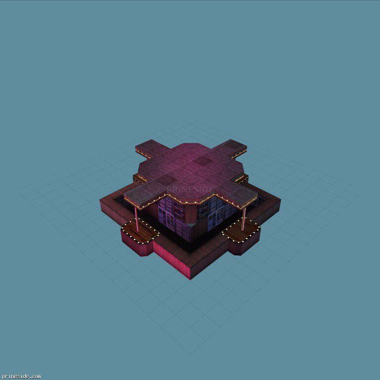 pdomesBar [14537] on the dark background