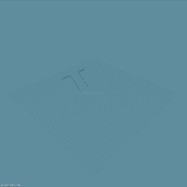 ballustrades [14764] on the dark background