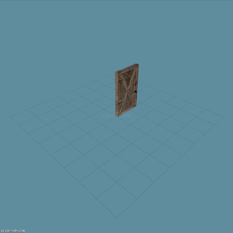 Gen_doorEXT02 [1497] on the dark background