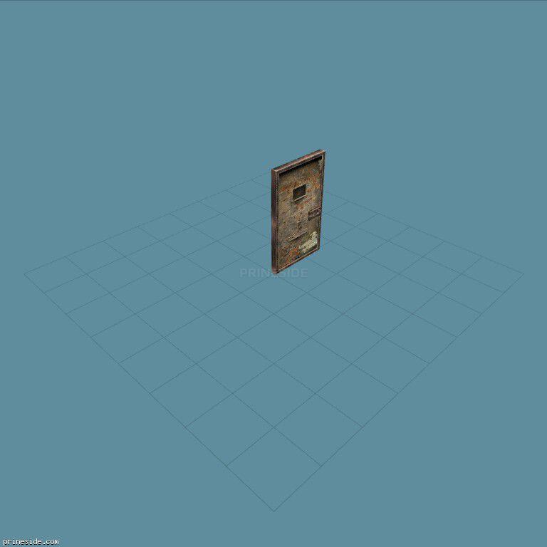 Gen_doorINT05 [1499] on the dark background