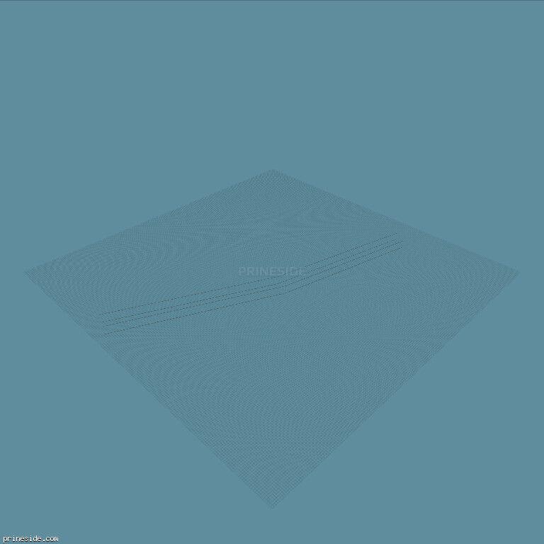 Часть проводных коммуникаций (des_powercable_10) [16044] на темном фоне