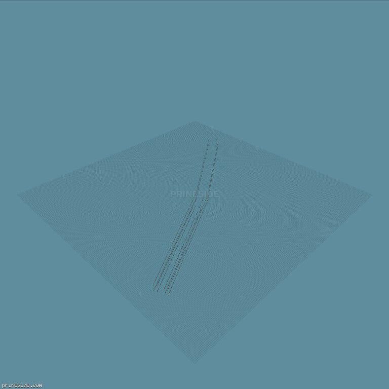 Part wired kommunikacii (des_powercable_12) [16046] on the dark background