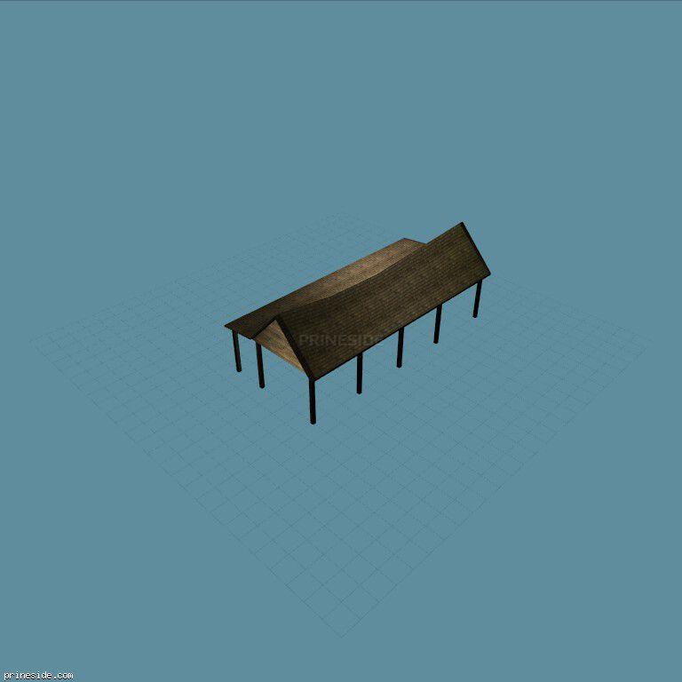 truth_barn02 [17009] on the dark background