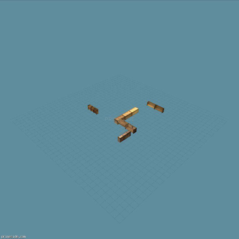 gun_counter09 [18042] on the dark background
