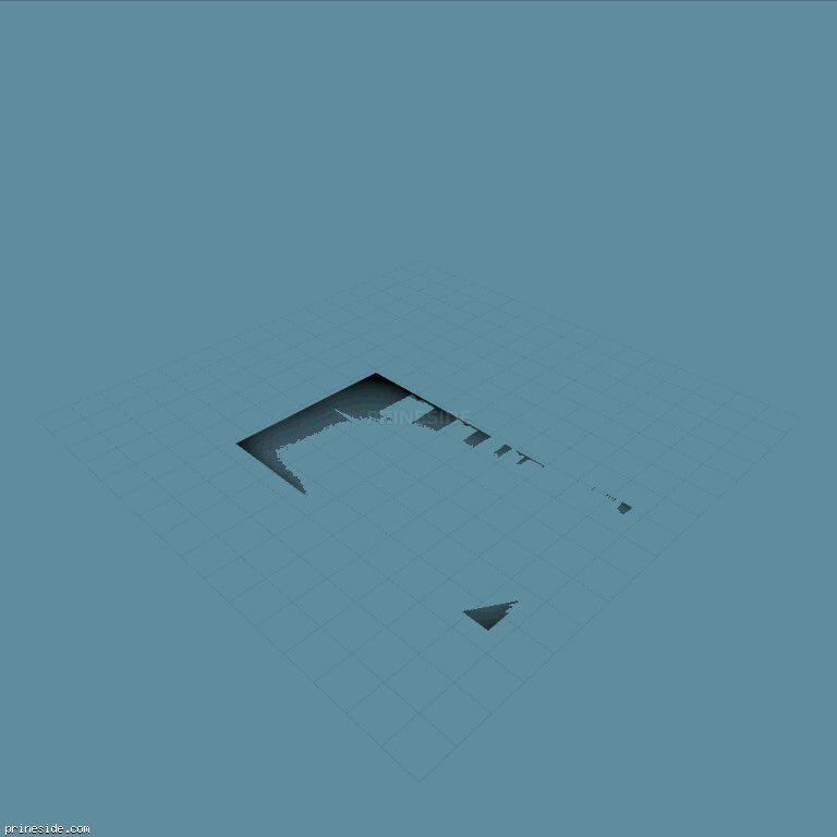 Object01hjk [18085] on the dark background