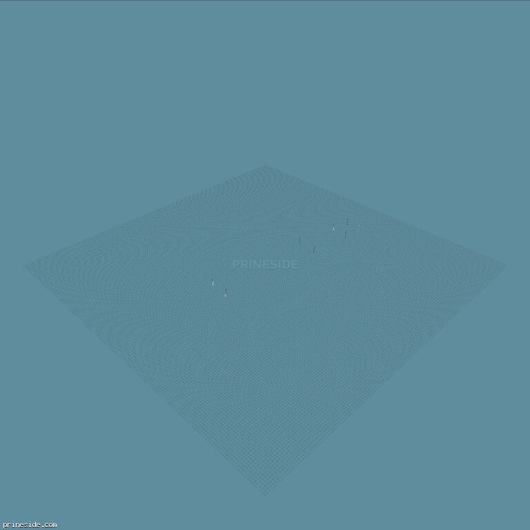 mtb_poles01 [18435] on the dark background