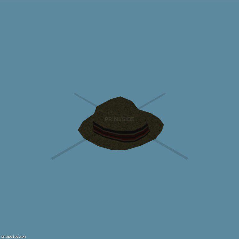 HatBoater3 [18946] on the dark background