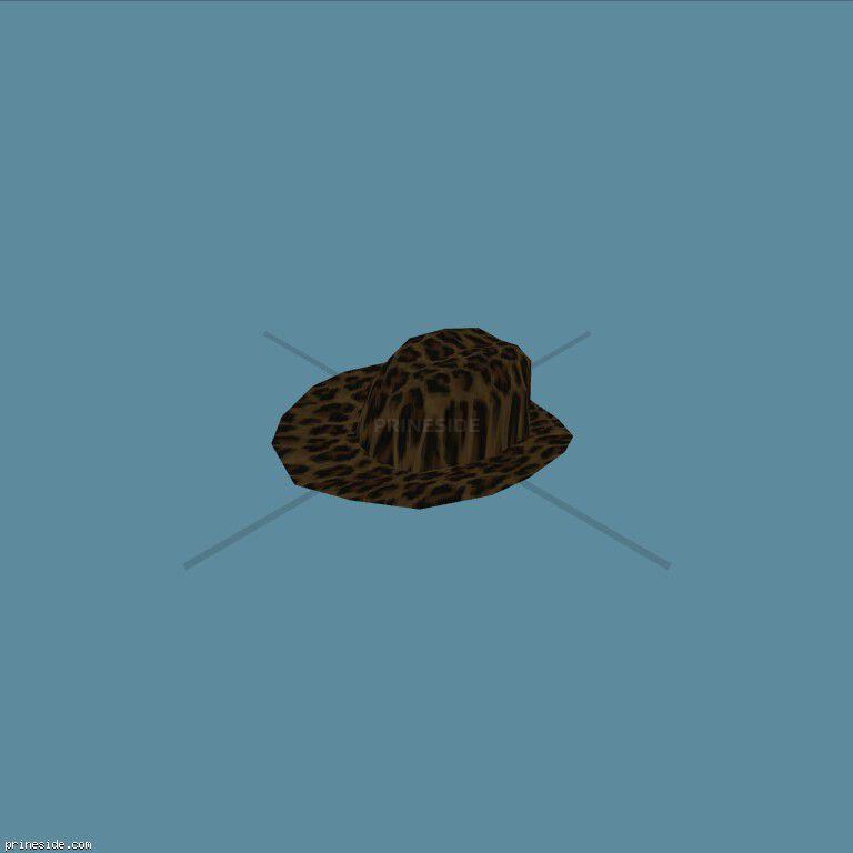 HatTiger1 [18970] on the dark background