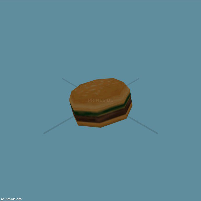 BurgerShotHat1 [19094] on the dark background