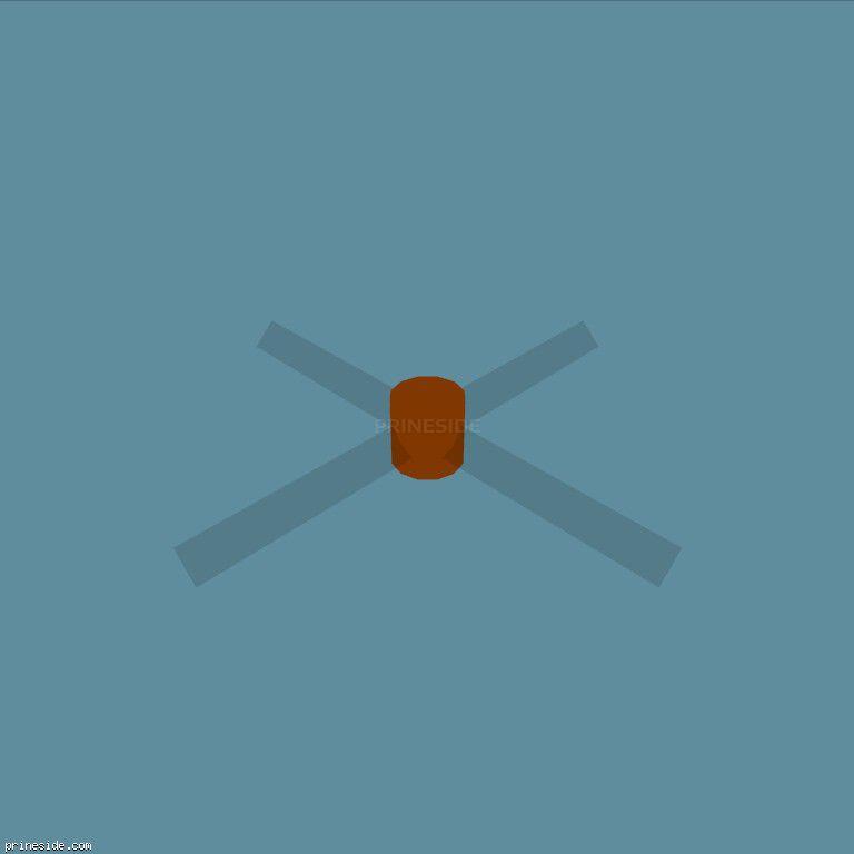 Маркер для карты оранжевого цвета (MapMarkerNew9) [19185] на темном фоне