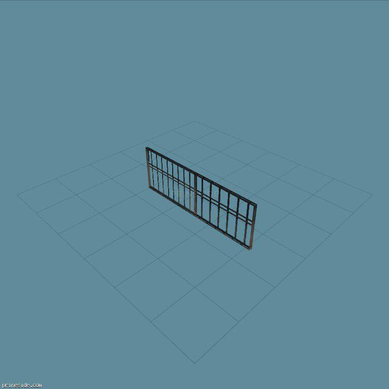 pd_jail_door_top01 [19304] on the dark background