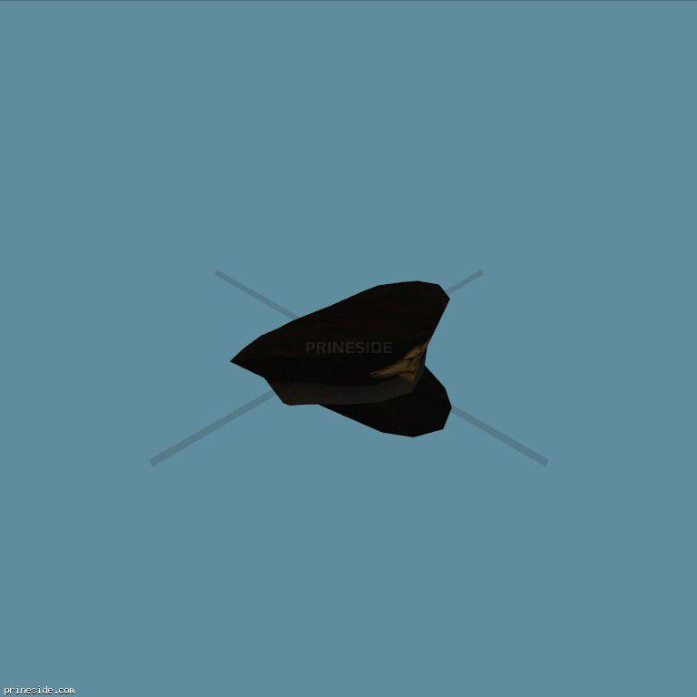 pilotHat01 [19520] on the dark background