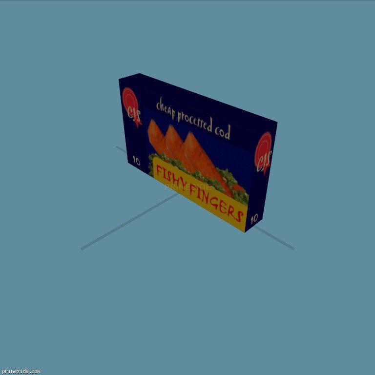 FishFingersBox1 [19566] on the dark background