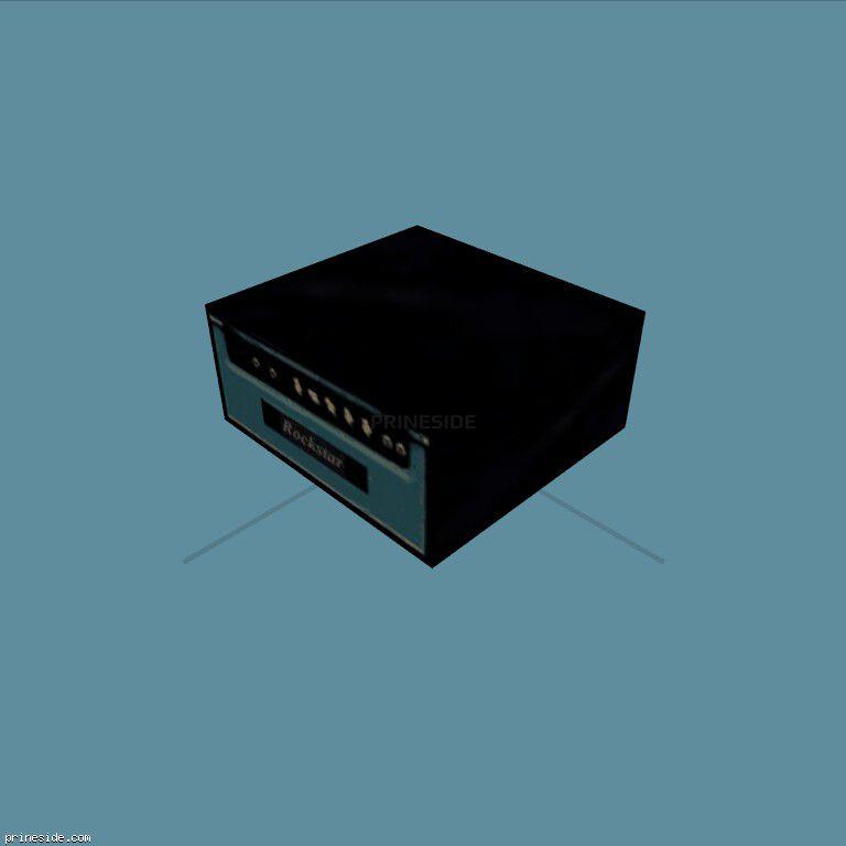 GuitarAmp1 [19612] on the dark background