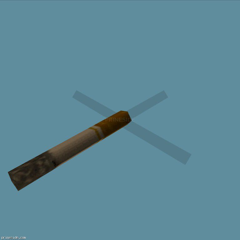 Cigarette (Ciggy1) [19625] on the dark background