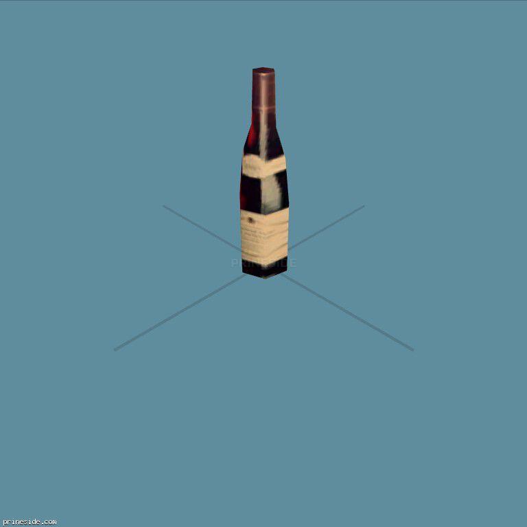 AlcoholBottle3 [19822] on the dark background