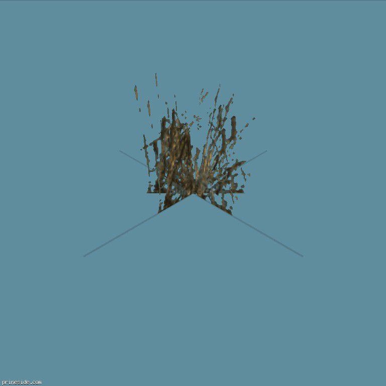 GrassClump2 [19838] на темном фоне