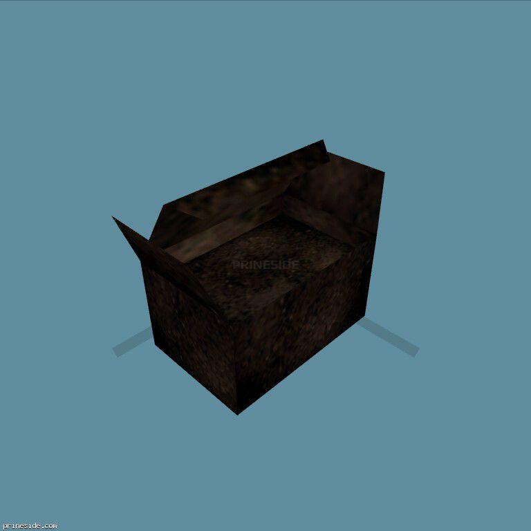 CJ_PISTOL_AMMO [2037] on the dark background