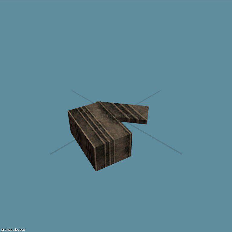 AMMO_BOX_M3 [2042] на темном фоне