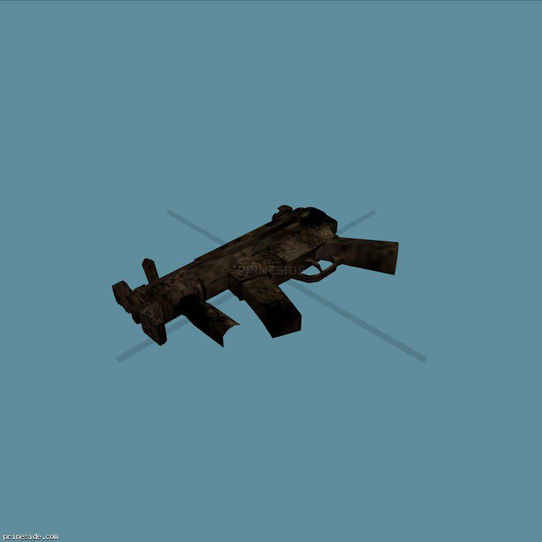 CJ_MP5K [2044] on the dark background