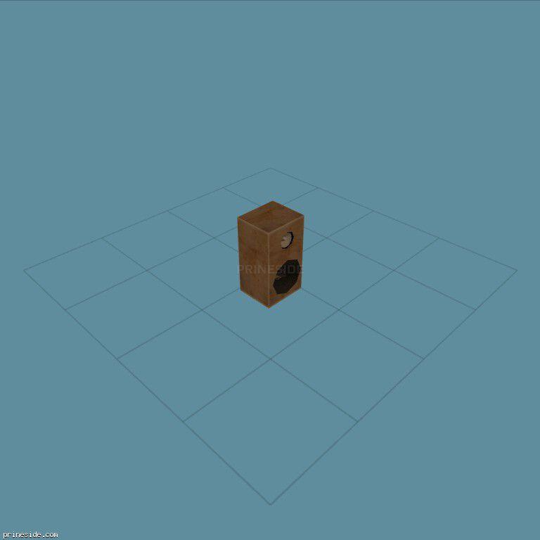 Music column (SWANK_SPEAKER_3) [2231] on the dark background