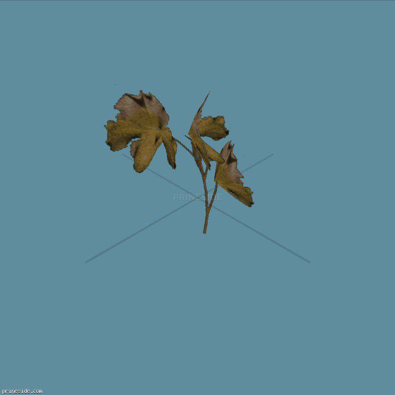 Plant_Pot_19 [2250] на темном фоне