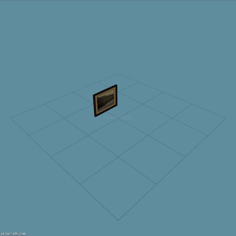 Frame_WOOD_4 [2269] on the dark background