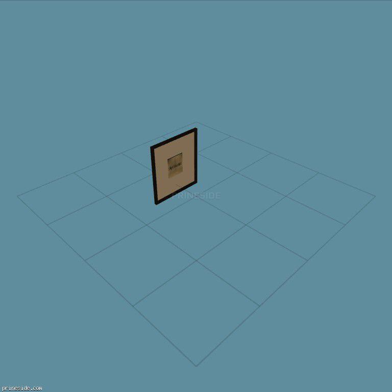 Frame_WOOD_1 [2271] on the dark background