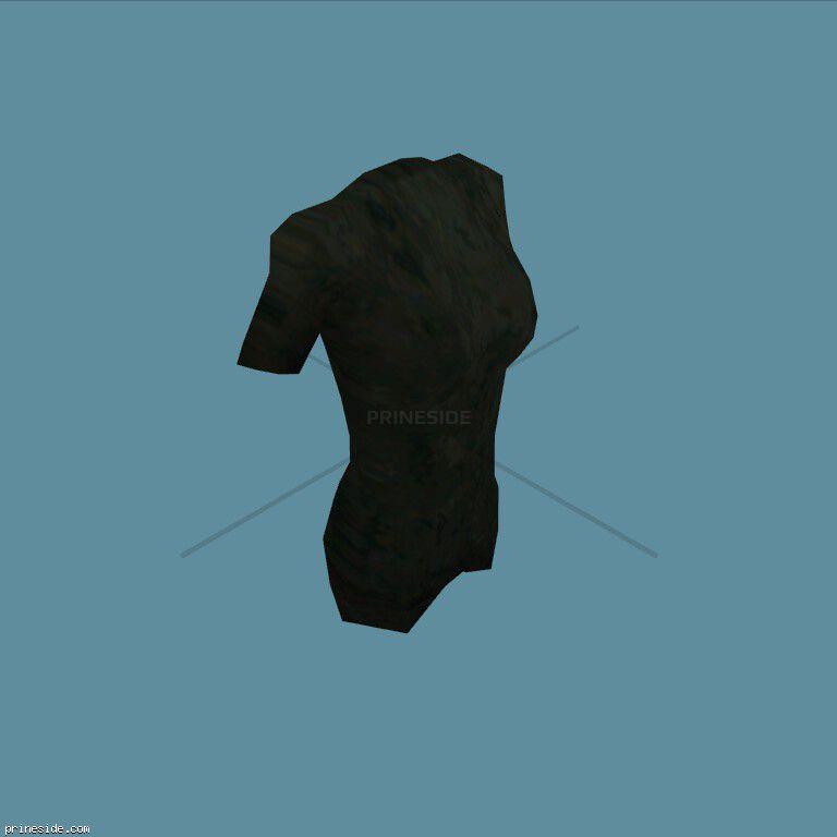 CJ_F_TORSO [2407] on the dark background