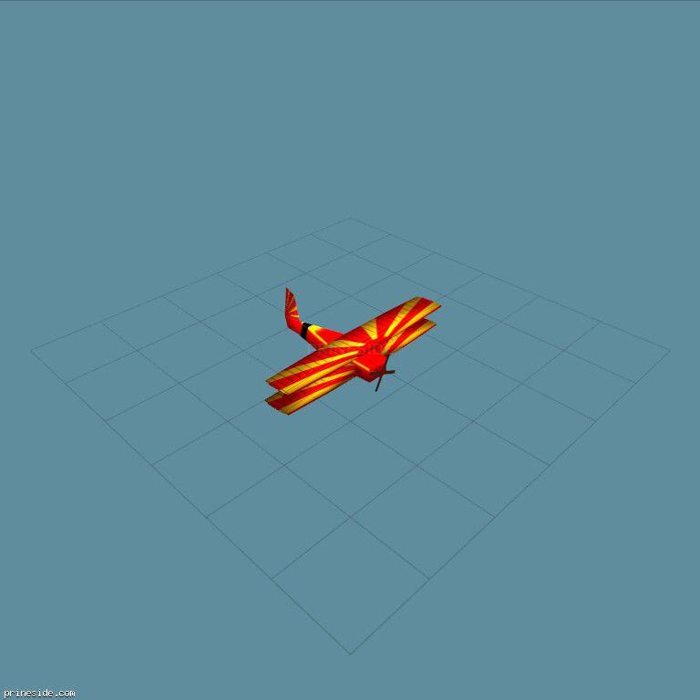 MODEL_PLANE_BIG2 [2510] on the dark background