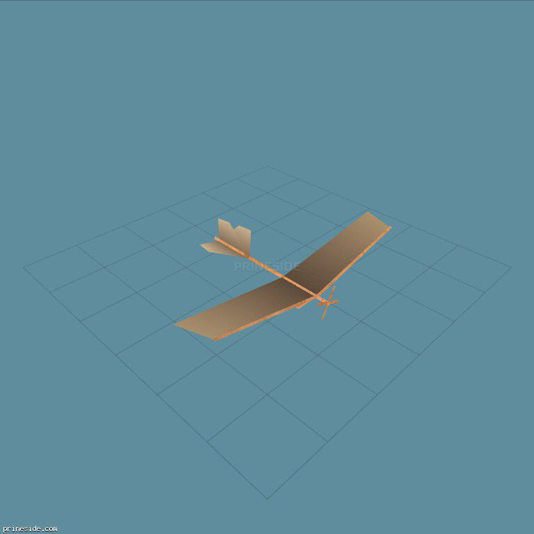 MODEL_PLANE_BIG3 [2512] on the dark background