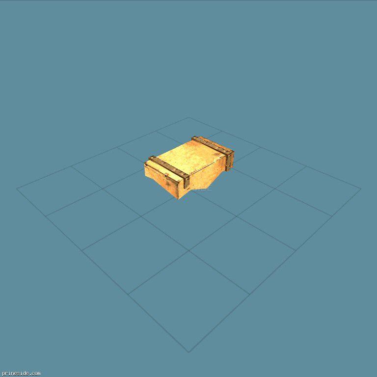 dyno_box_B [2925] on the dark background
