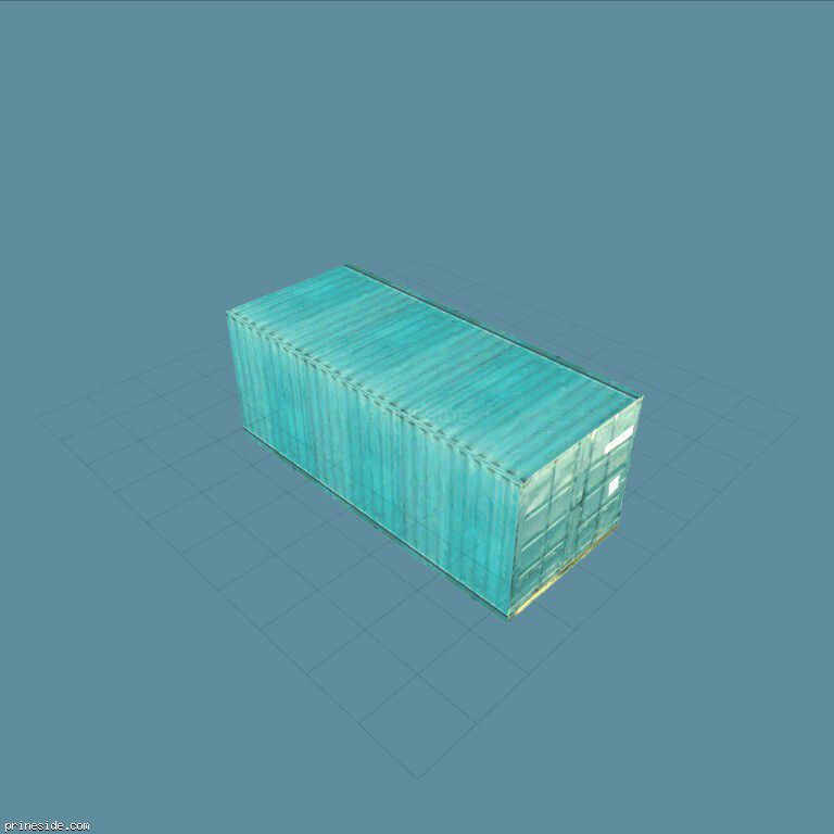 kmb_container_blue [2932] on the dark background