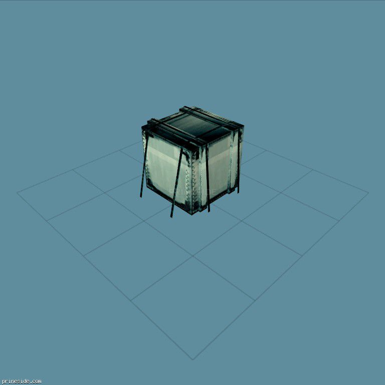 kmilitary_crate [2977] on the dark background
