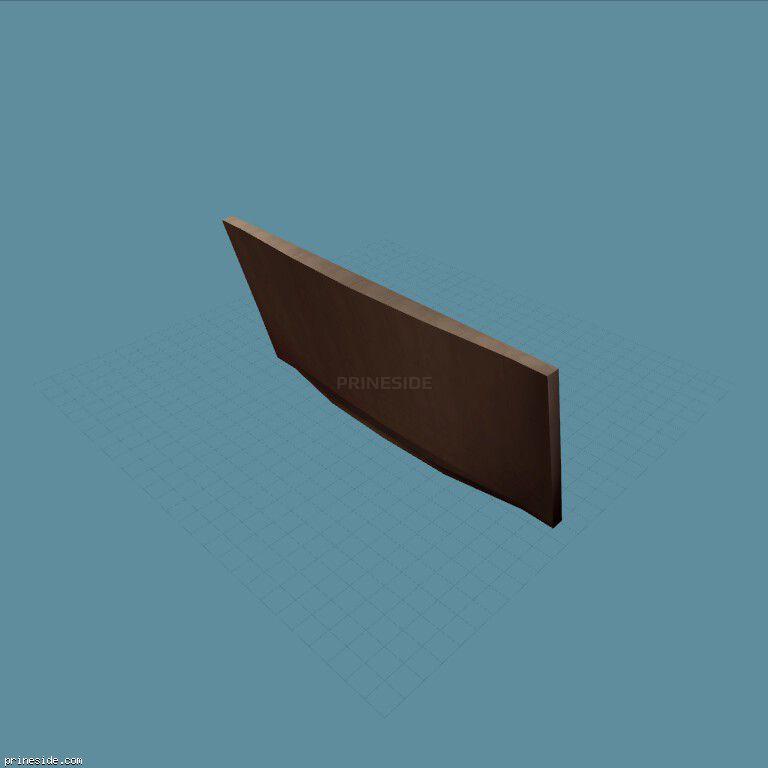 Ворота военного корабля (CARRIER_DOOR_SFSE) [3113] на темном фоне