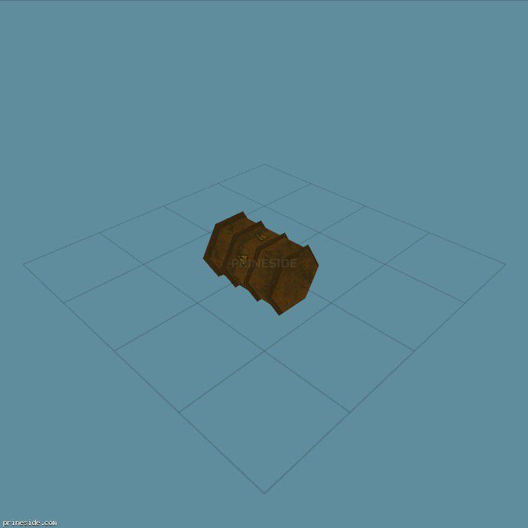 quarry_barrel [3134] на темном фоне