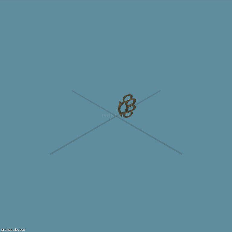 brassknuckle [331] на темном фоне